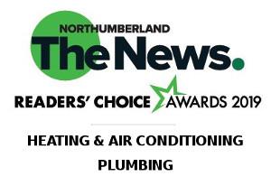 Northumberland News Reader's Choice Award 2019