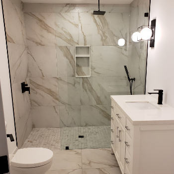 Another Bathroom Shower
